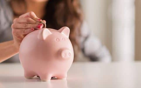 Kuva säästöpossusta