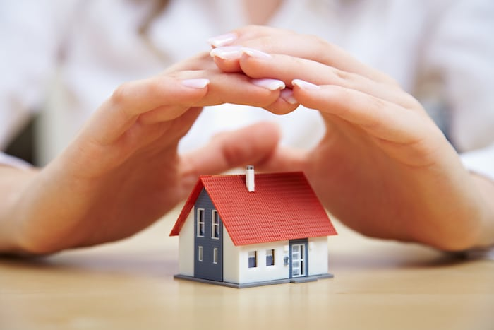 Kuva kasistä, jotka suojelevat kotitaloa